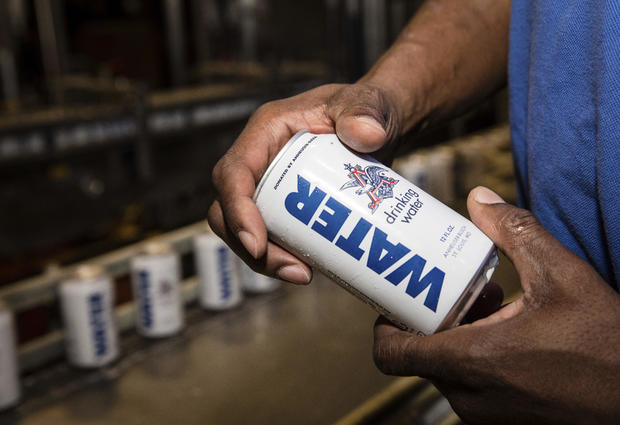 Harvey Brewery Water