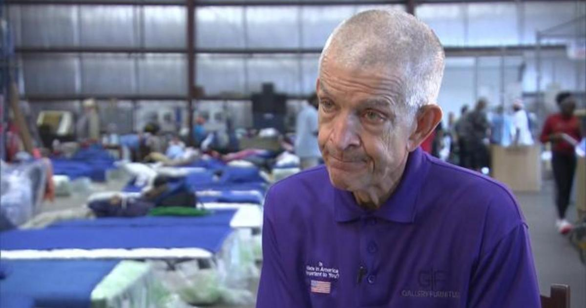 Mattress Mack Houston Furniture Store Owner Offers Refuge For