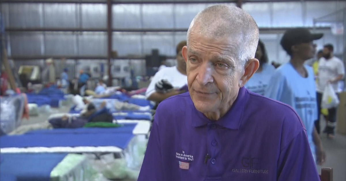 Ordinaire Mattress Mack, Houston Furniture Store Owner Offers Refuge For Houston  Flood Victims   CBS News
