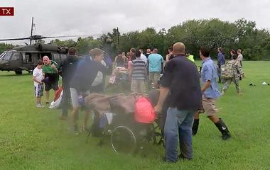 Residents rescued from Port Arthur nursing home