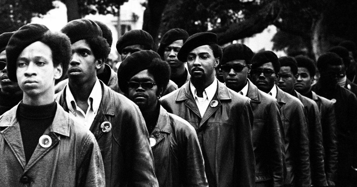 Power To The People The Rise Of The Black Panthers Cbs News