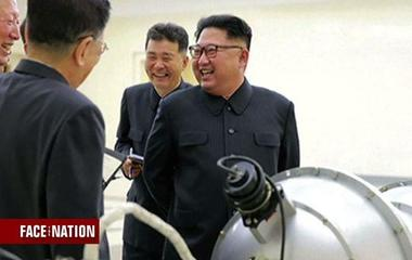 North Korea claims hydrogen bomb test