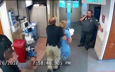 Video of Utah nurse's arrest prompts investigation