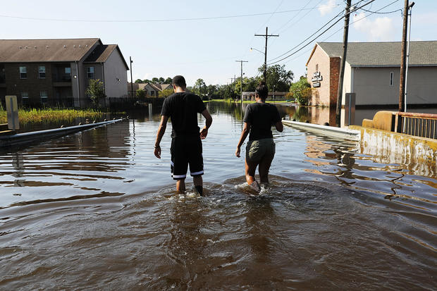 Texas begins recovery from Harvey's catastrophic damage