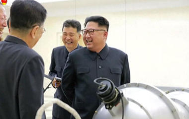 U.S., North Korea trade threats after hydrogen bomb test