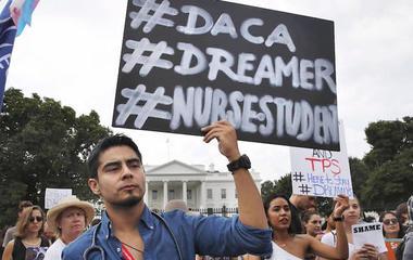 Trump's DACA decision puts nearly 1 million in legal limbo