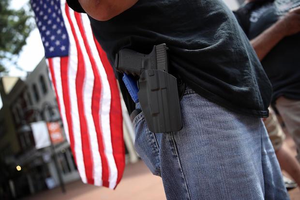 Guns in Virginia