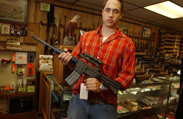 Pennsylvania AR-15