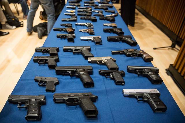 New York gun ownership
