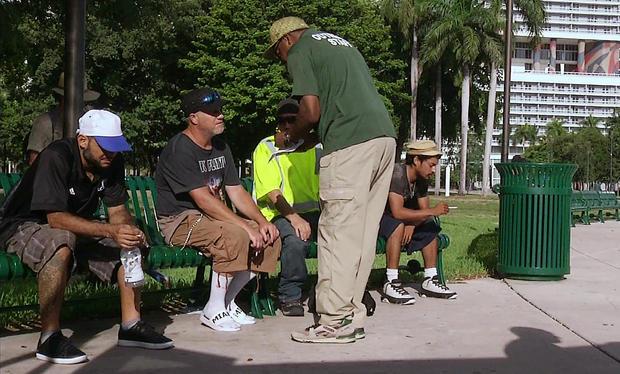 Hurricane Irma Homeless Shelters