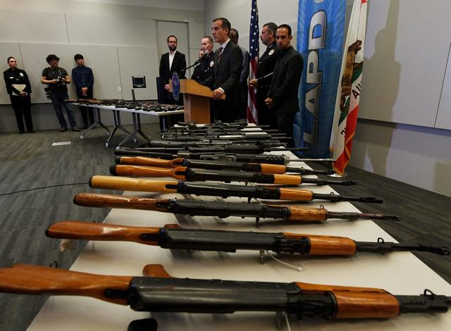 California gun buyback