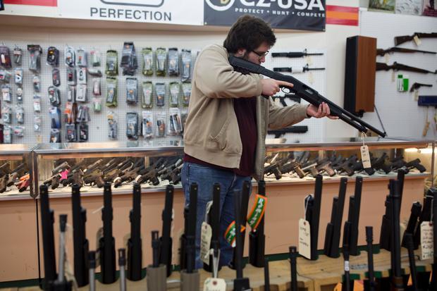 New Hampshire gun ownership
