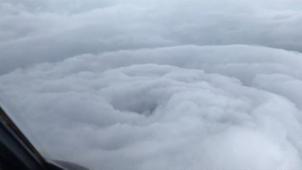 eye-of-the-storm hurricane irma