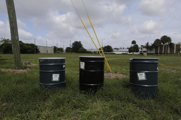Hurricane Irma Toxic Sites