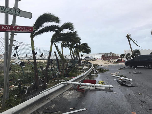 Hurricane Irma: Boris Johnson to fly to battered Caribbean