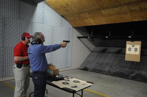 South Dakota gun ownership