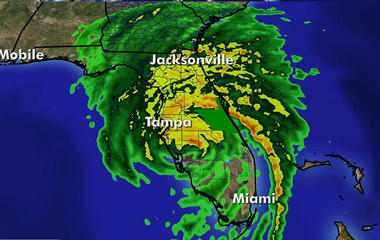 Tampa braces for major impact overnight from Irma