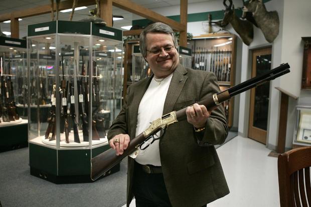 Oklahoma gun stores