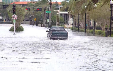 Irma leaves Jacksonville with worst flooding in nearly a century