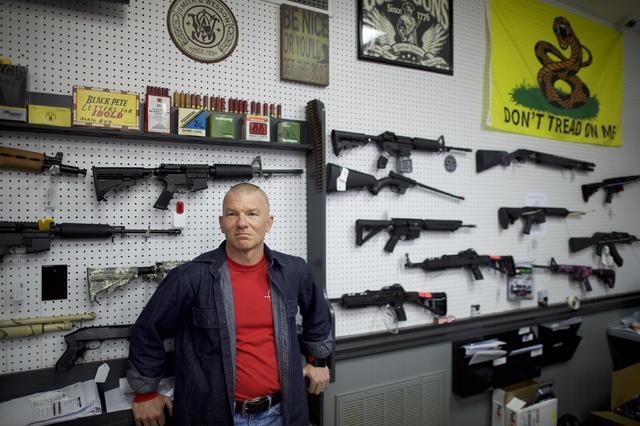 South Carolina gun laws