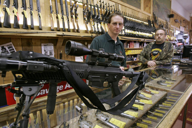 Idaho gun ownership