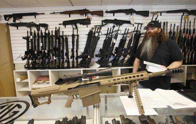 Utah gun ownership