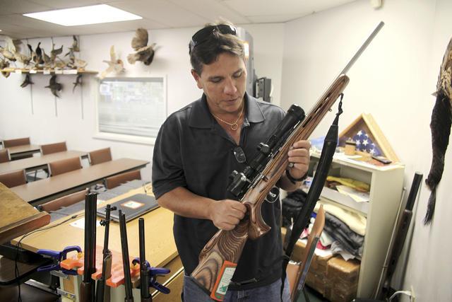 11  Louisiana - Gun ownership by state in America