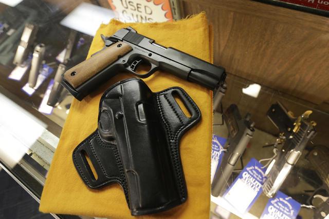 Gun Law Arkansas