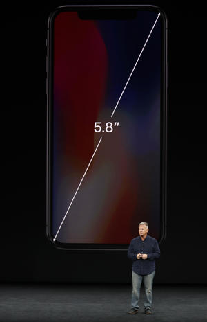 Apple's new iPhone 8, iPhone X, Apple Watch and more