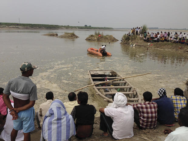 India Boat Capsize
