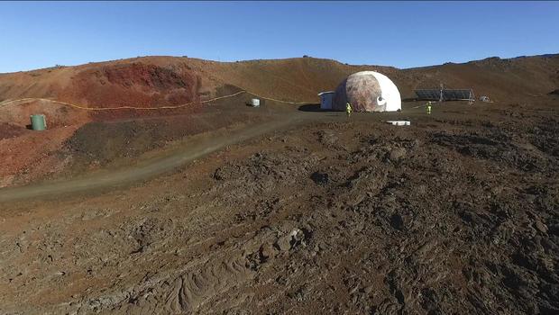 Mars mission isolation simulation on Hawaii volcano ending ...