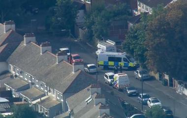 Raids underway in London after Friday's terror attack