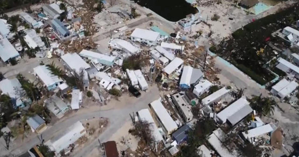 Florida Keys Residents Prepare For Life After Hurricane