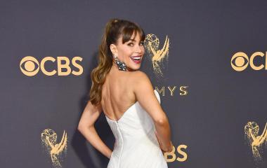 Emmy Awards red carpet 2017