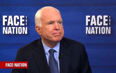 Sen. McCain says more Americans are killed in training than in action