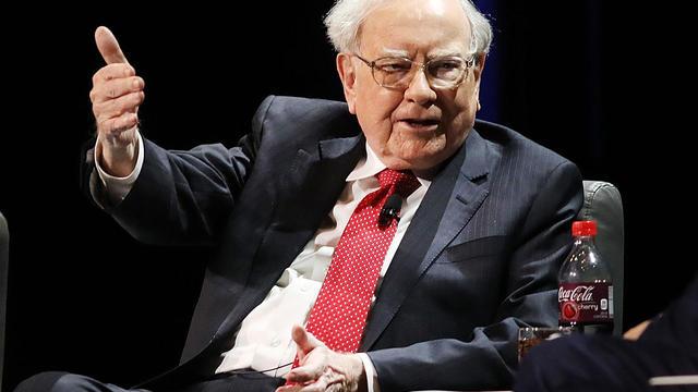 Warren Buffett Speaks At Columbia University