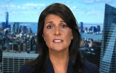 Ambassador Nikki Haley on Trump's Iran, N. Korea comments at U.N.