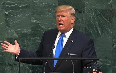 Trump wants to renegotiate Iran nuclear deal