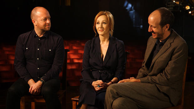 Extended transcript: J K  Rowling and the creative team behind