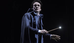Harry Potter brings his magic to the stage