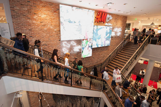 H&M New Orleans Flagship Store Opening