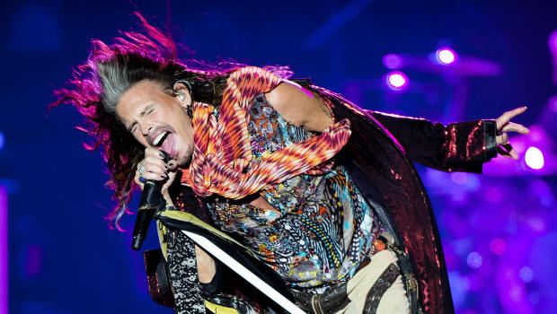 Aerosmith Cancels Remaining South American Tour Dates