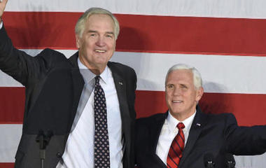 Two sides of Trump supporters in Alabama Senate primary