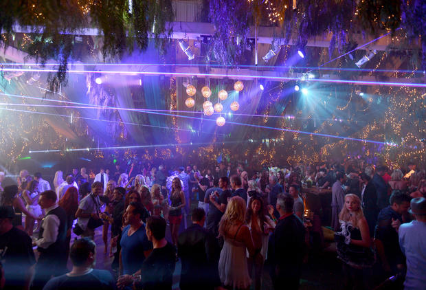 A Midsummer Night's Dream At The Playboy Mansion