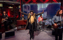 "Saturday Sessions: Charles Bradley performs ""The World (Is Going Up In Flames)"""