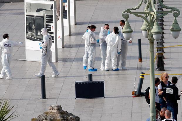 france train station stabbing ISIS