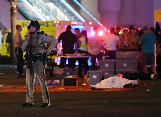Mass Shooting At Mandalay Bay In Las Vegas