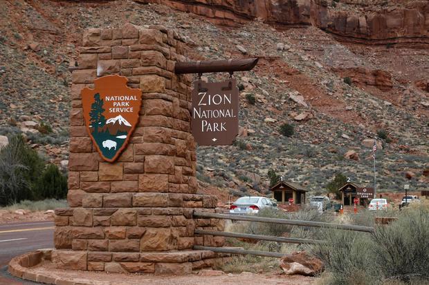 US-TOURISM-NATIONALPARK-ZION