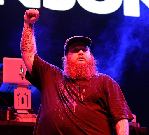 Action Bronson - How rappers got their names - Pictures