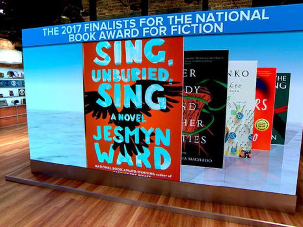 2017 National Book Award finalists revealed